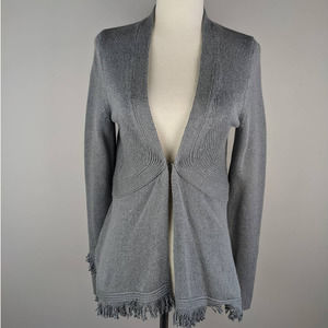 Sparrow Small Anthropologie Knit Sweater Cardigan